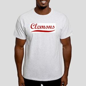 Clemons (red vintage) Light T-Shirt