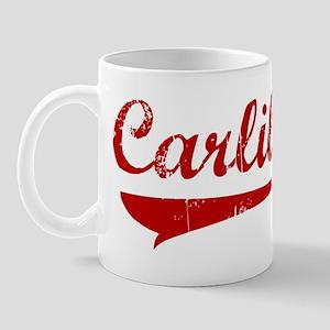 Carlile (red vintage) Mug