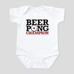 Beer Pong - Champion Infant Bodysuit