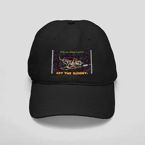 Lure course/bunny Black Cap