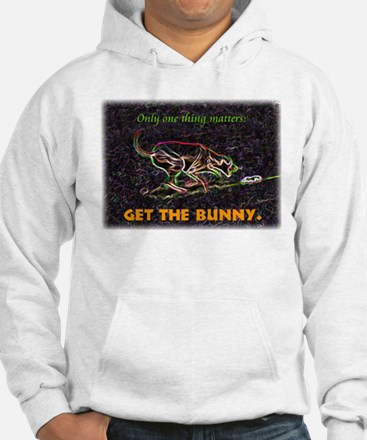 Lure course/bunny Hoodie