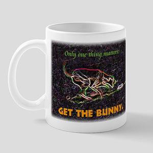 Lure course/bunny Mug