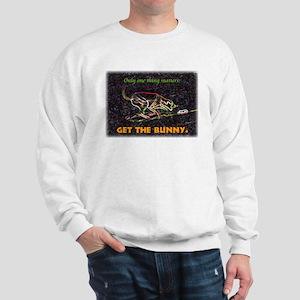 Lure course/bunny Sweatshirt