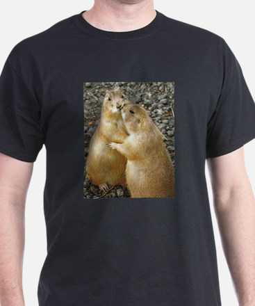 Prairie Dog Kiss T-Shirt