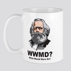 What Would Marx Do Mug