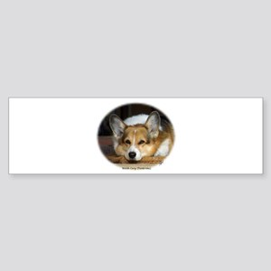 Welsh Corgi (Pembroke) Bumper Sticker