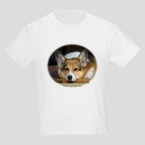 Welsh Corgi (Pembroke) Kids Light T-Shirt