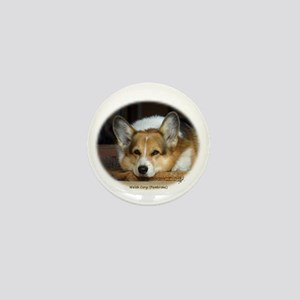 Welsh Corgi (Pembroke) Mini Button