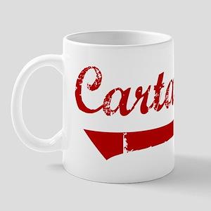Cartagena (red vintage) Mug