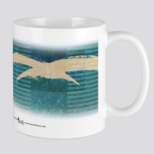 Swash + Cadence in Teal Mug