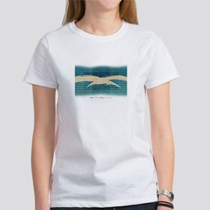 Swash + Cadence in Teal Women's T-Shirt