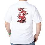 Taekwondo Dragon Golf Shirt
