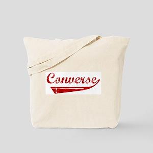 b570b6e19163 Converse Canvas Tote Bags - CafePress
