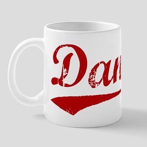 Dang (red vintage) Mug