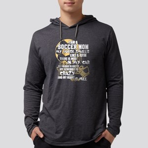 I'm A Soccer Mom T Shirt Long Sleeve T-Shirt