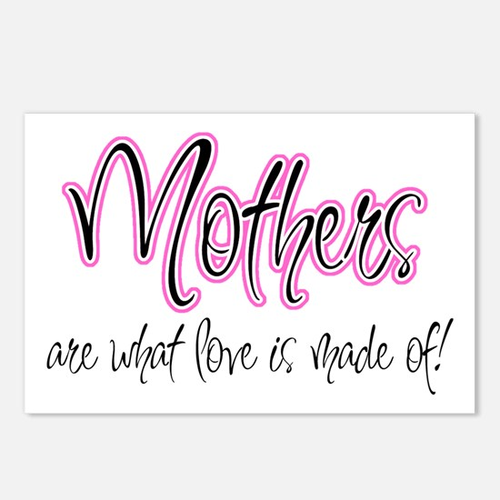Mother's Love Postcards (Package of 8)