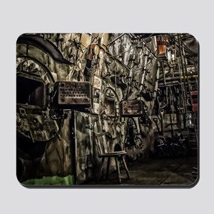 The Boiler Room Mousepad