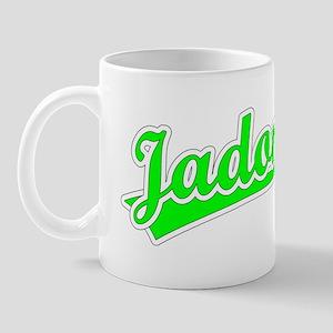 Retro Jadon (Green) Mug