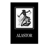 Alastor Postcards (Package of 8)