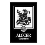 Alocer Postcards (Package of 8)