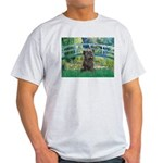 Bridge /Cairn Terrier (w) Light T-Shirt