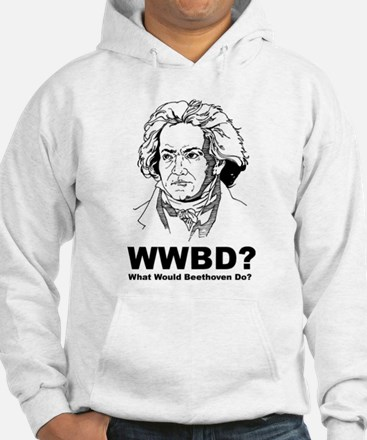 What Would Beethoven Do Hoodie