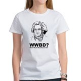 Beethoven Women's T-Shirt