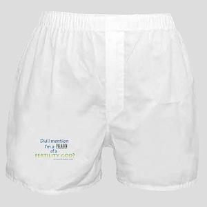 Fertility God Paladin Boxer Shorts