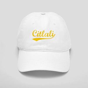 Vintage Citlali (Orange) Cap