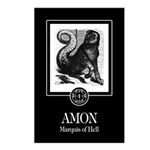 Amon Postcards (Package of 8)