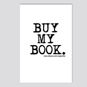 Buy My Book Postcards (Package of 8)