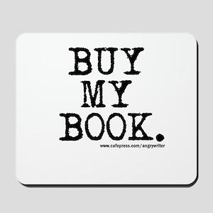 Buy My Book Mousepad