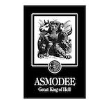 Asmodee Postcards (Package of 8)