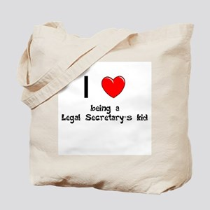 Legal Secretary Tote Bag