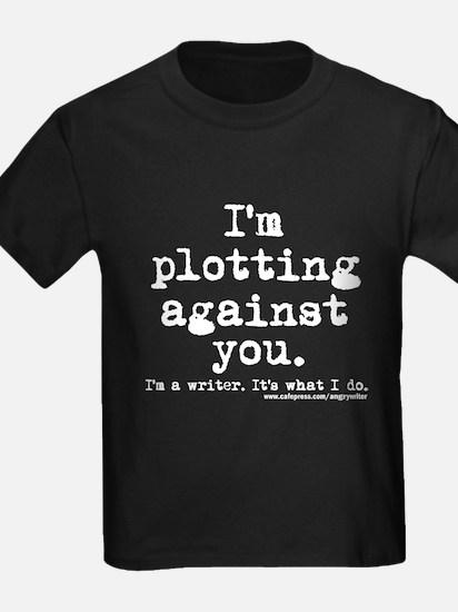 Plotting Against You T