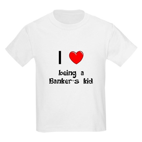 Banker Kids Light T-Shirt