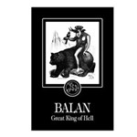Balan Postcards (Package of 8)