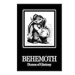 Behemoth Postcards (Package of 8)
