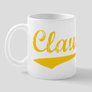 Vintage Claudia (Orange) Mug