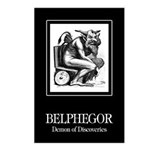 Belphegor Postcards (Package of 8)