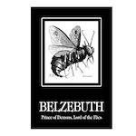 Belzebuth Postcards (Package of 8)