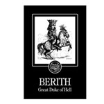 Berith Postcards (Package of 8)