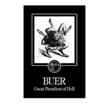 Buer Postcards (Package of 8)