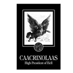 Caacrinolaas Postcards (Package of 8)
