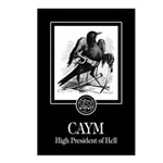 Caym Postcards (Package of 8)