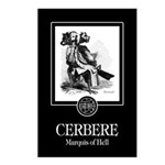 Cerbere Postcards (Package of 8)