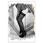 Thigh Highs Large Poster