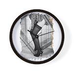 Thigh Highs Wall Clock