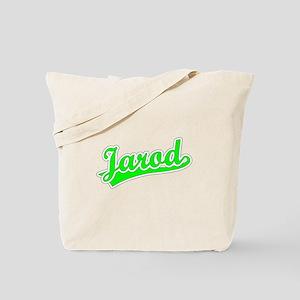 Retro Jarod (Green) Tote Bag