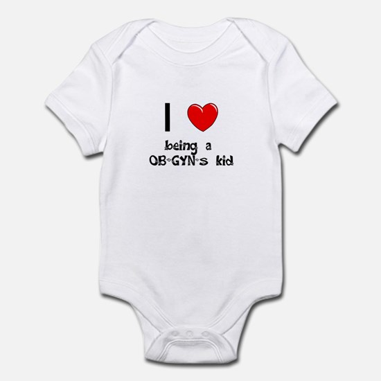 OB/GYN Infant Bodysuit